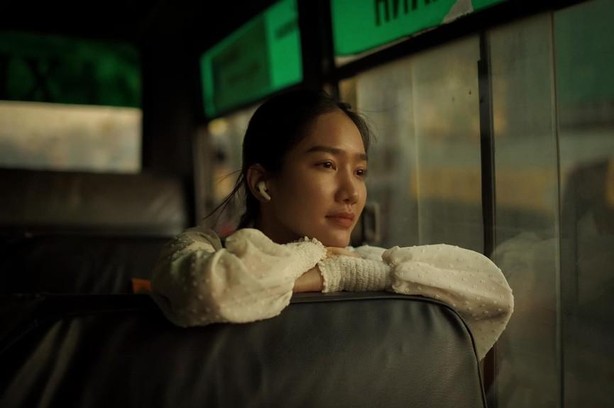 Khoảnh khắc đẹp hút hồn của cô nàng có 'Gương mặt đẹp nhất' Hoa hậu Việt Nam 2018 - ảnh 1