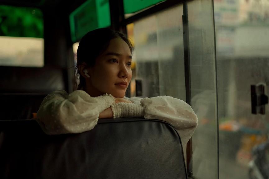 Khoảnh khắc đẹp hút hồn của cô nàng có 'Gương mặt đẹp nhất' Hoa hậu Việt Nam 2018 - ảnh 4