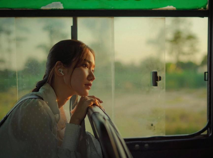 Khoảnh khắc đẹp hút hồn của cô nàng có 'Gương mặt đẹp nhất' Hoa hậu Việt Nam 2018 - ảnh 6