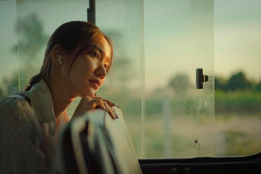 Khoảnh khắc đẹp hút hồn của cô nàng có 'Gương mặt đẹp nhất' Hoa hậu Việt Nam 2018 - ảnh 5