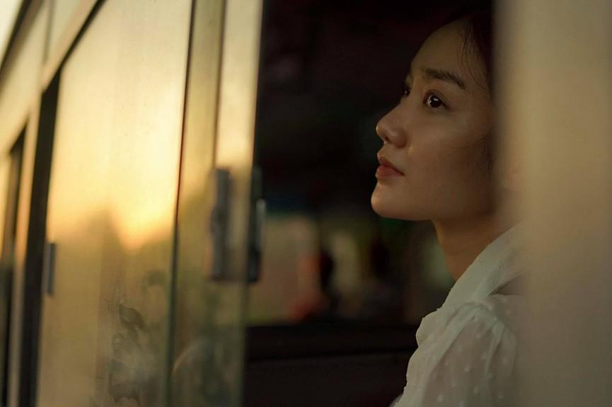 Khoảnh khắc đẹp hút hồn của cô nàng có 'Gương mặt đẹp nhất' Hoa hậu Việt Nam 2018 - ảnh 7