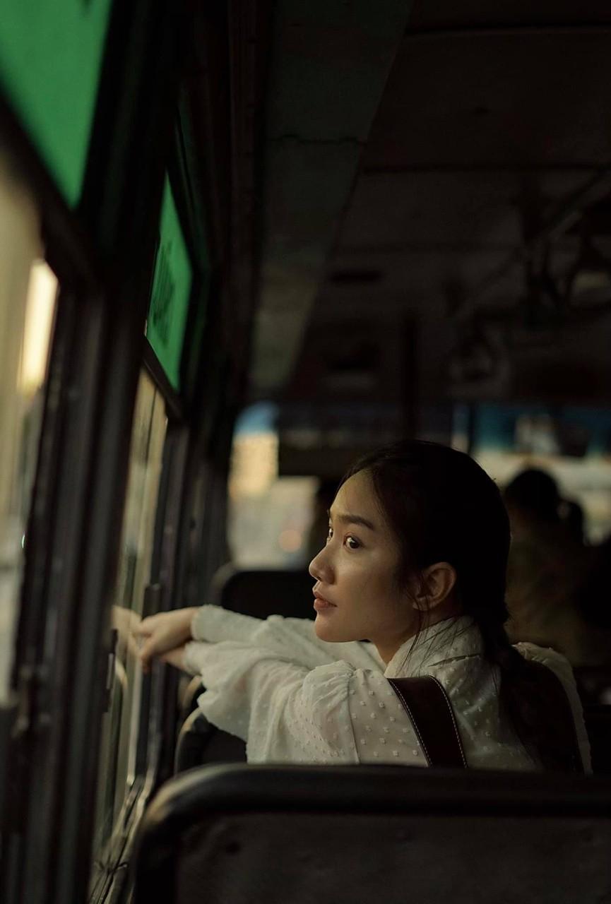 Khoảnh khắc đẹp hút hồn của cô nàng có 'Gương mặt đẹp nhất' Hoa hậu Việt Nam 2018 - ảnh 8