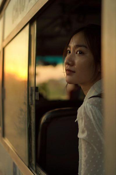 Khoảnh khắc đẹp hút hồn của cô nàng có 'Gương mặt đẹp nhất' Hoa hậu Việt Nam 2018 - ảnh 9