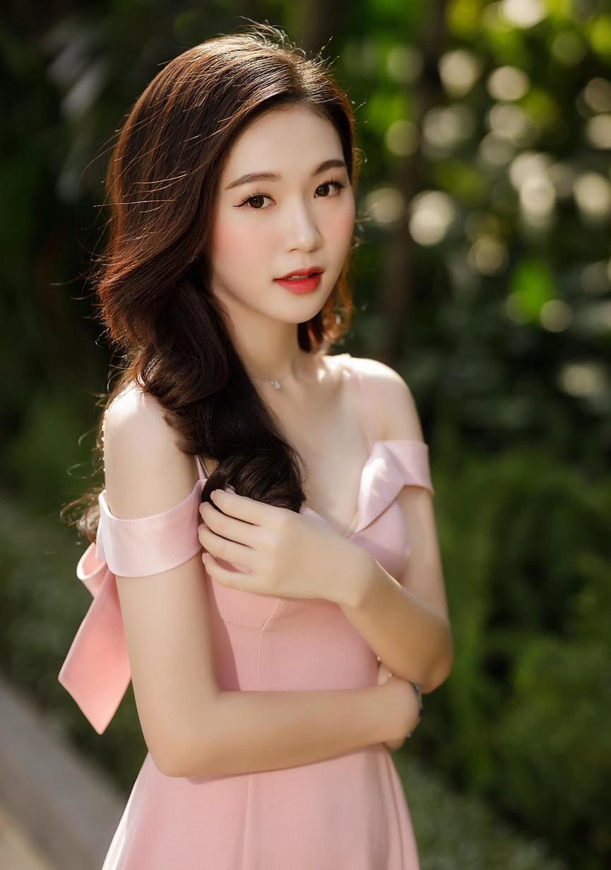 Người đẹp được yêu thích nhất HHVN 2020 khoe nhan sắc 'thần tiên tỷ tỷ' - ảnh 4