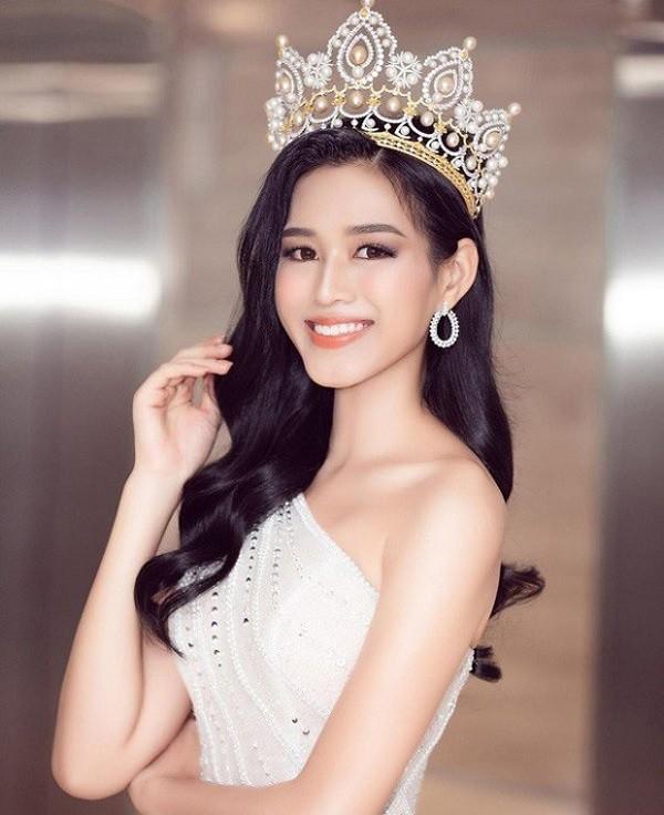 Không chỉ màu đỏ, Hoa hậu Đỗ Thị Hà còn chinh phục sắc trắng đẹp nao lòng - ảnh 5