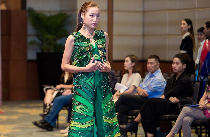 Độc đáo thời trang công thức hoá học thời 4.0 của sinh viên - ảnh 10