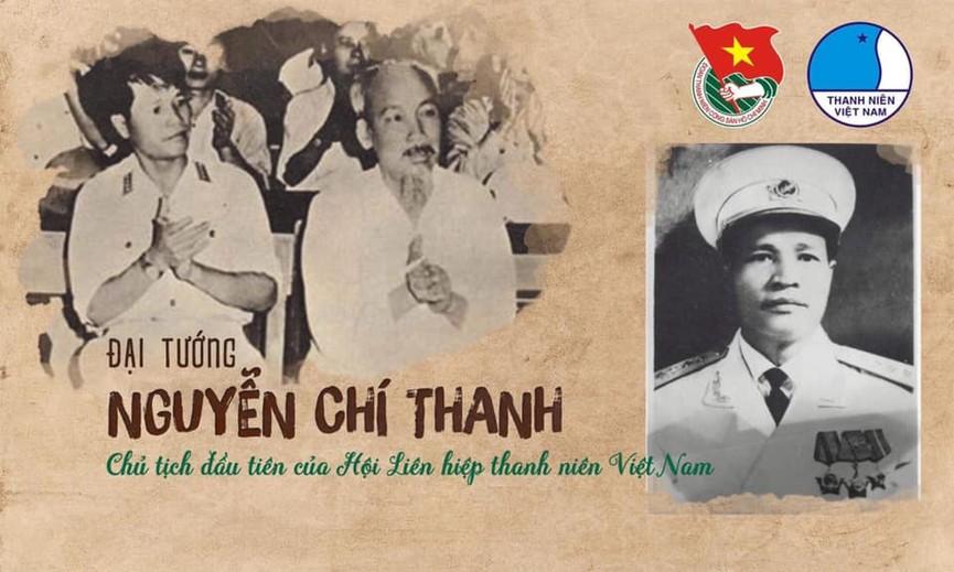 Đại tướng Nguyễn Chí Thanh - Chủ tịch đầu tiên Hội LHTN Việt Nam - ảnh 1