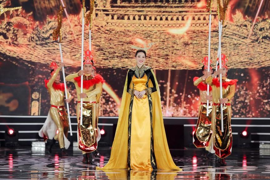 Năm Hoa hậu của thập kỷ hương sắc rạng rỡ xinh đẹp hội tụ tại chung kết HHVN 2020 - ảnh 2