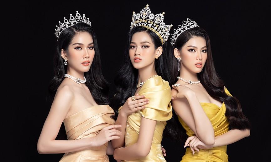 Nhan sắc ngày càng 'thăng hạng' của Top 3 Hoa hậu Việt Nam 2020 sau 1 tháng đăng quang - ảnh 14