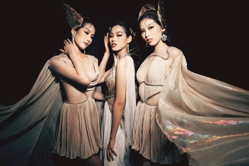 Nhan sắc ngày càng quyến rũ của Hoa hậu Đỗ Thị Hà sau 1 tháng đăng quang - ảnh 13
