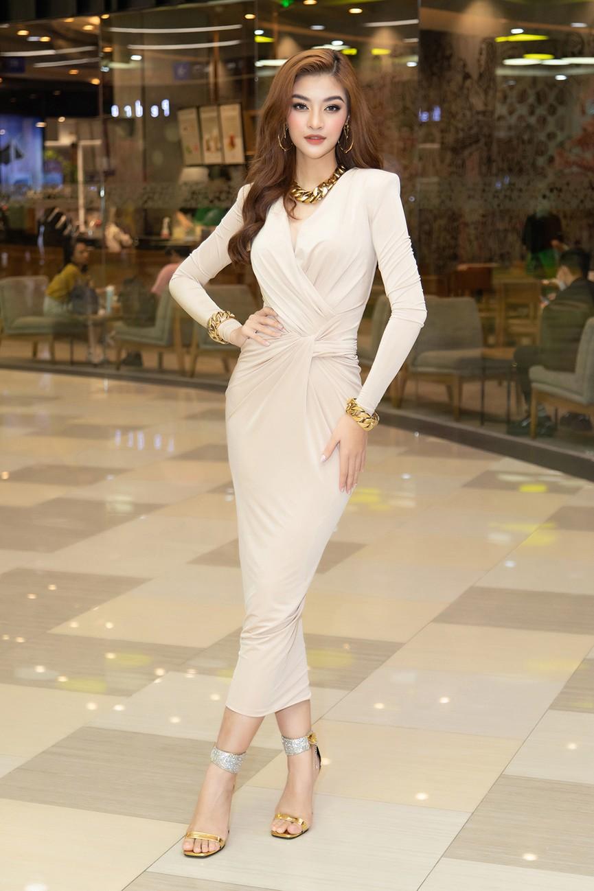 Top 3 Hoa hậu Việt Nam 2020 ngày càng 'lột xác', thần thái cuốn hút ở sự kiện - ảnh 13