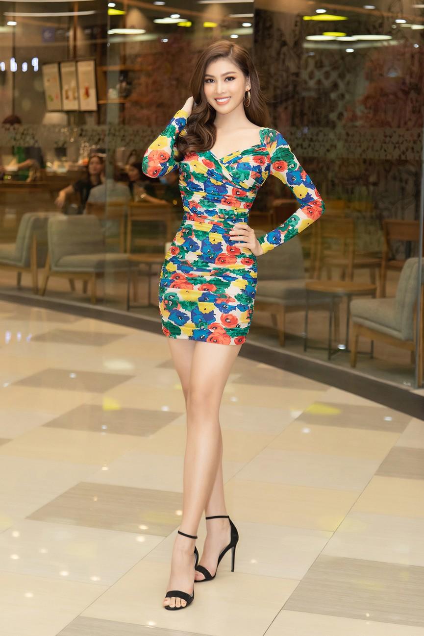 Top 3 Hoa hậu Việt Nam 2020 ngày càng 'lột xác', thần thái cuốn hút ở sự kiện - ảnh 8