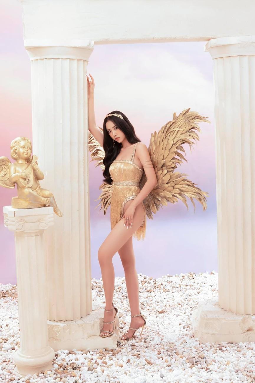 Giản dị lên giảng đường, Hoa hậu Đỗ Thị Hà vẫn được khen ngợi xinh đẹp rạng rỡ - ảnh 13