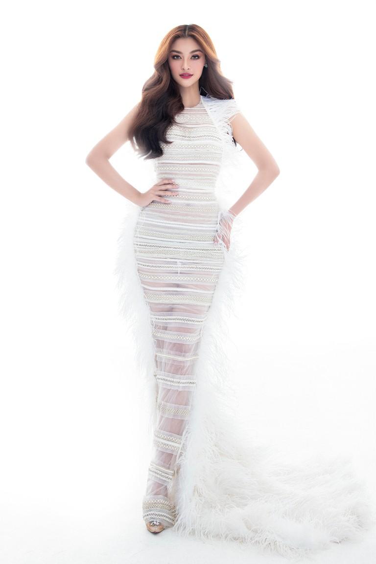 Kiều Loan thăng hoa với thần thái chuẩn Beauty Queen sau khi được đề cử 'Ngôi sao của năm' - ảnh 9
