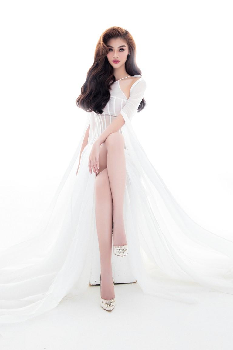 Kiều Loan thăng hoa với thần thái chuẩn Beauty Queen sau khi được đề cử 'Ngôi sao của năm' - ảnh 4