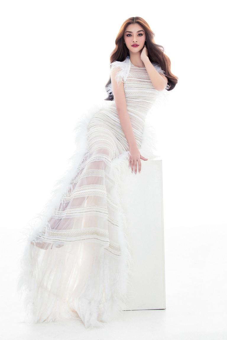 Kiều Loan thăng hoa với thần thái chuẩn Beauty Queen sau khi được đề cử 'Ngôi sao của năm' - ảnh 6