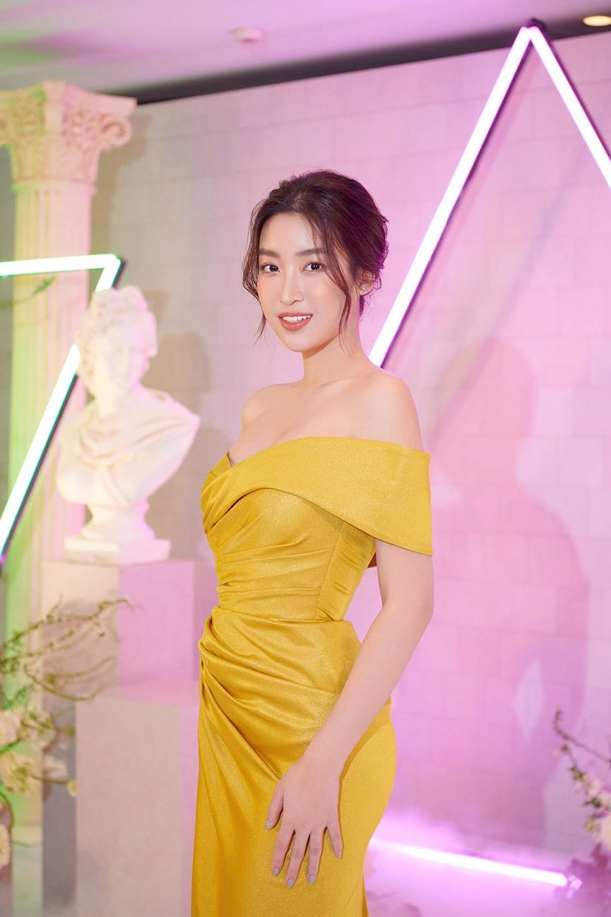 Dàn Hoa hậu, Á hậu đọ sắc vóc nóng bỏng trong đám cưới Á hậu Thuý An  - ảnh 6