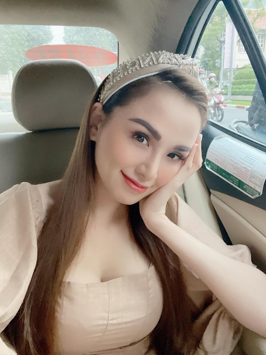Tiểu Vy khoe body cực phẩm với bikini, Á hậu Phương Anh đẹp tựa nàng thơ  - ảnh 14