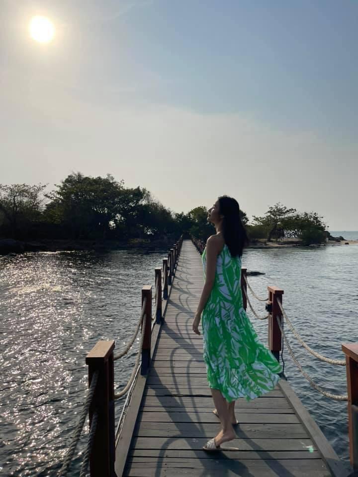 Tiểu Vy khoe body cực phẩm với bikini, Á hậu Phương Anh đẹp tựa nàng thơ  - ảnh 7