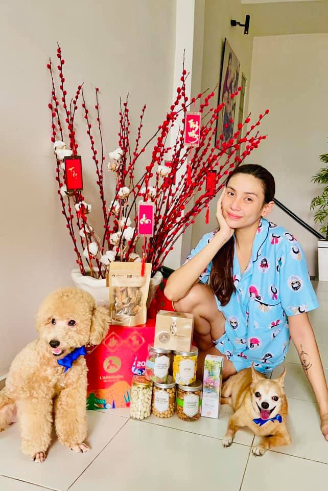 Tiểu Vy khoe body cực phẩm với bikini, Á hậu Phương Anh đẹp tựa nàng thơ  - ảnh 12