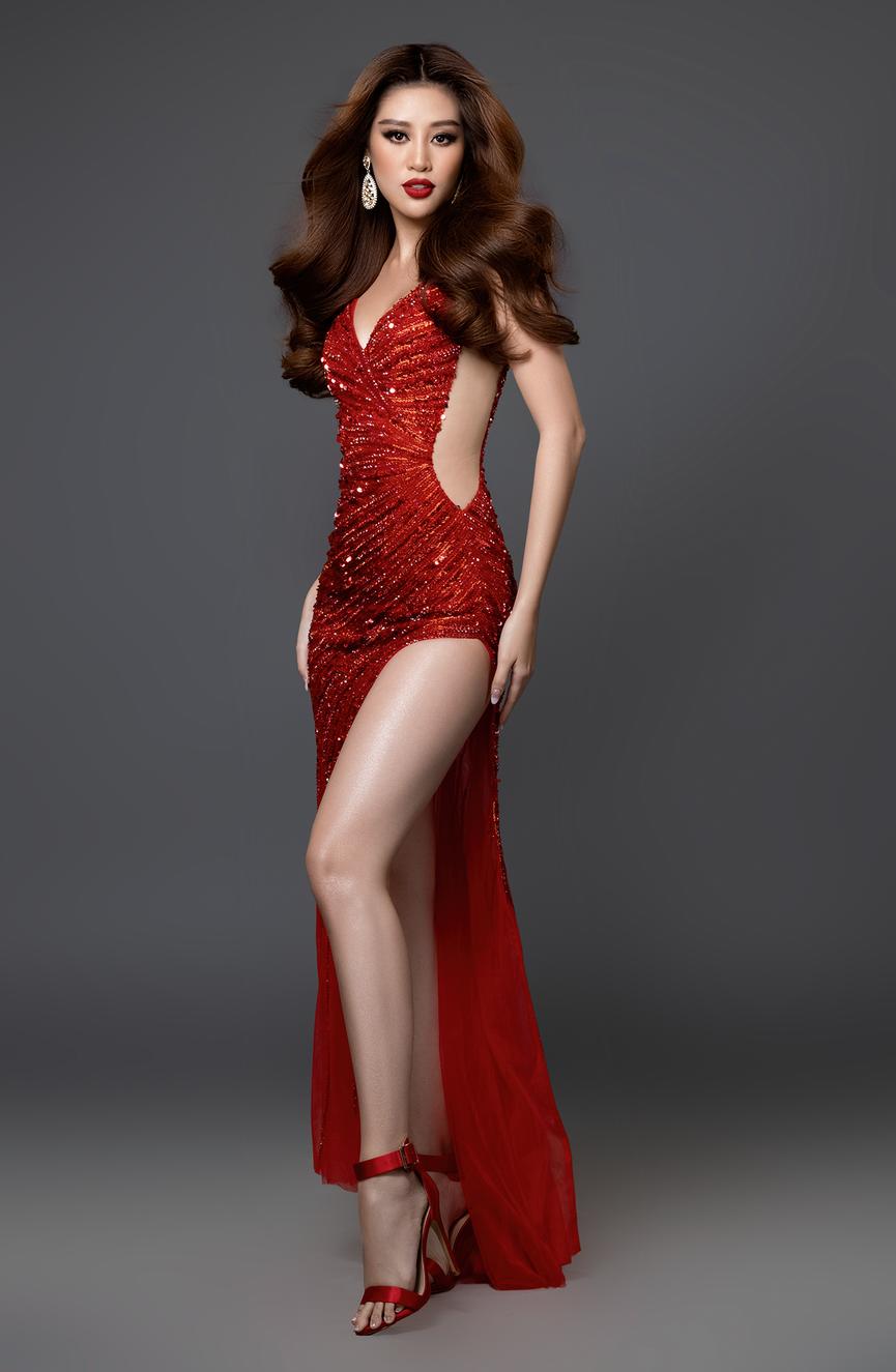 Khánh Vân diện váy cut-out khoe vòng một nóng bỏng trong bộ ảnh mừng sinh nhật - ảnh 7