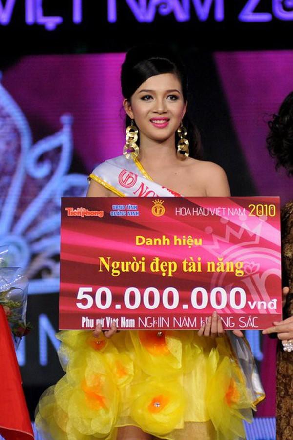 Những 'Người đẹp tài năng' của Hoa hậu Việt Nam trong thập kỷ hương sắc giờ ra sao? - ảnh 17