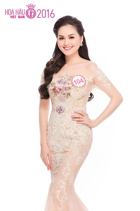 Hai người đẹp hiếm hoi giành giải 'Mặc trang phục dạ hội đẹp nhất' tại Hoa hậu Việt Nam - ảnh 3