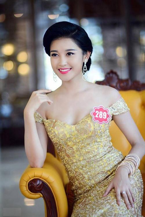 Hai người đẹp hiếm hoi giành giải 'Mặc trang phục dạ hội đẹp nhất' tại Hoa hậu Việt Nam - ảnh 7