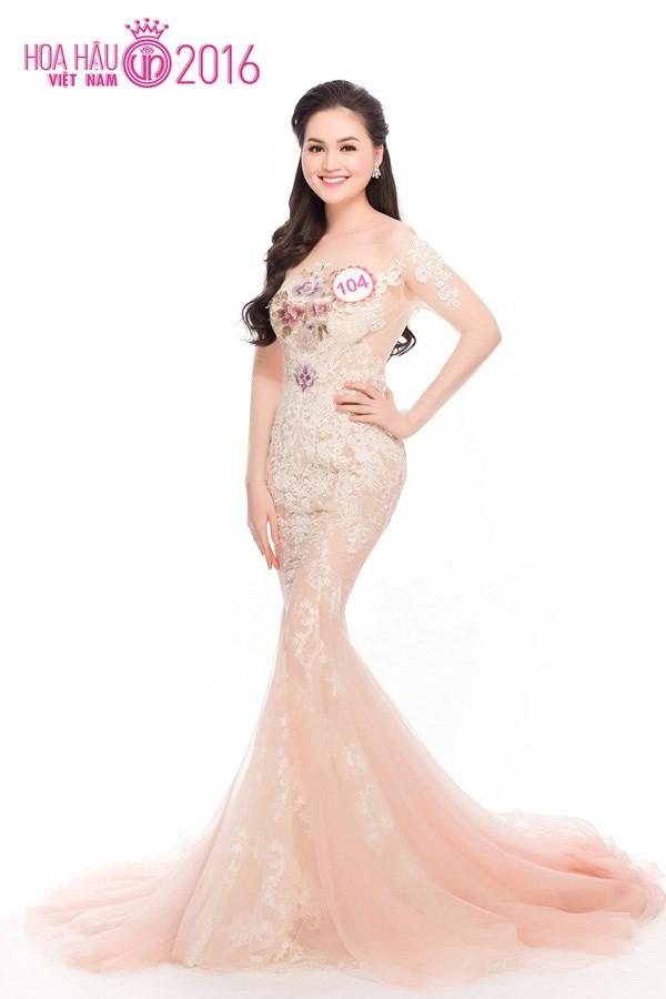 Hai người đẹp hiếm hoi giành giải 'Mặc trang phục dạ hội đẹp nhất' tại Hoa hậu Việt Nam - ảnh 4