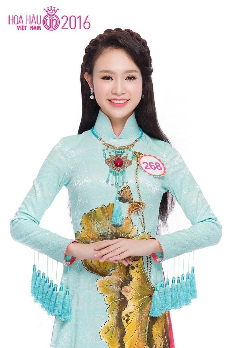Người đẹp có học vấn 'khủng' nhất Hoa hậu Việt Nam 2016 thay đổi ra sao sau 5 năm? - ảnh 1