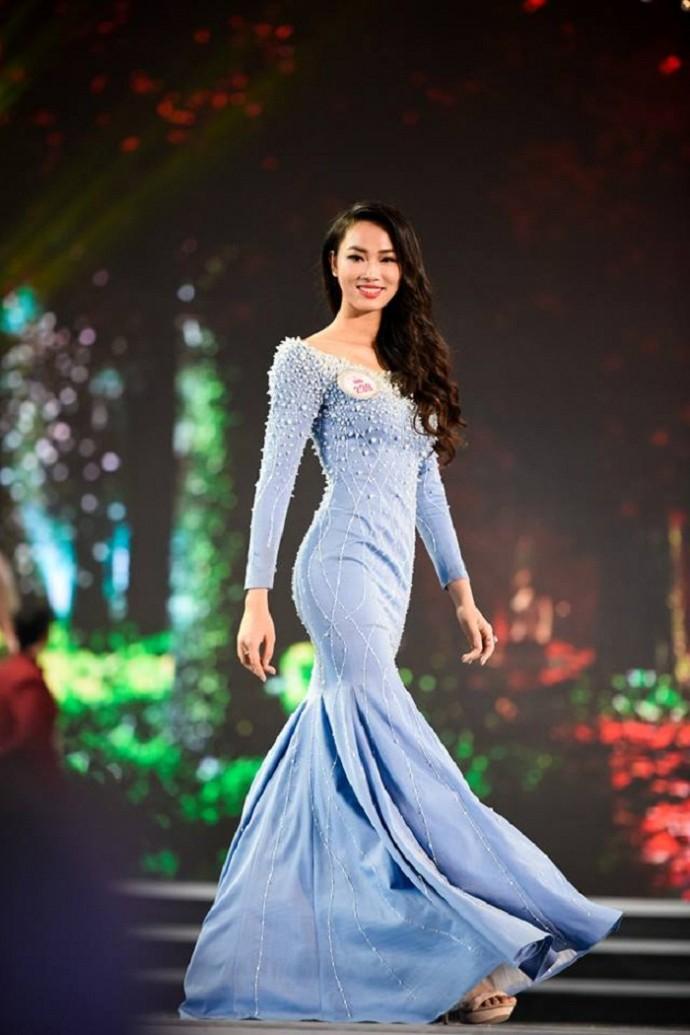 Đọ nhan sắc ba người đẹp từng giành giải 'Người đẹp Nhân ái' tại Hoa hậu Việt Nam - ảnh 1
