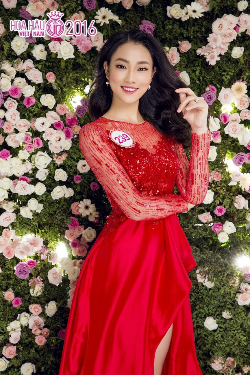 Đọ nhan sắc ba người đẹp từng giành giải 'Người đẹp Nhân ái' tại Hoa hậu Việt Nam - ảnh 2