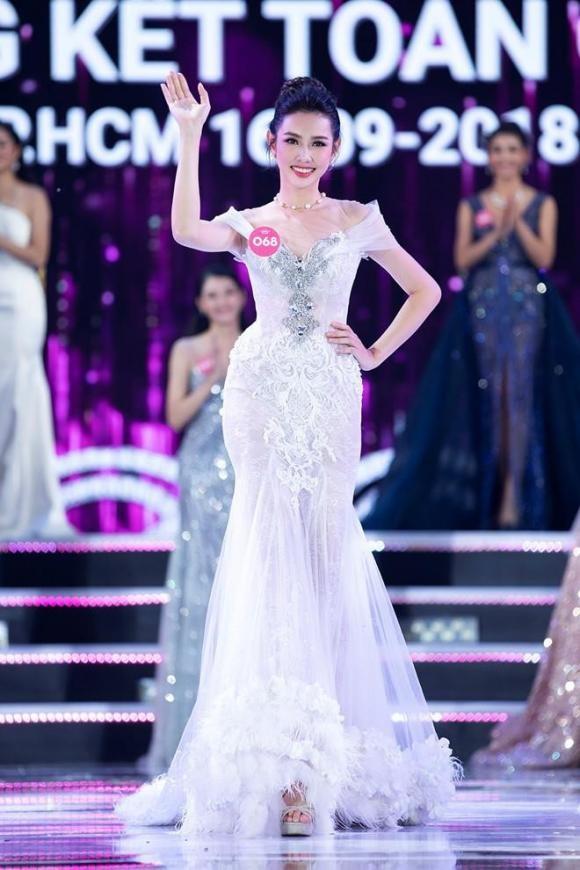 Đọ nhan sắc ba người đẹp từng giành giải 'Người đẹp Nhân ái' tại Hoa hậu Việt Nam - ảnh 6