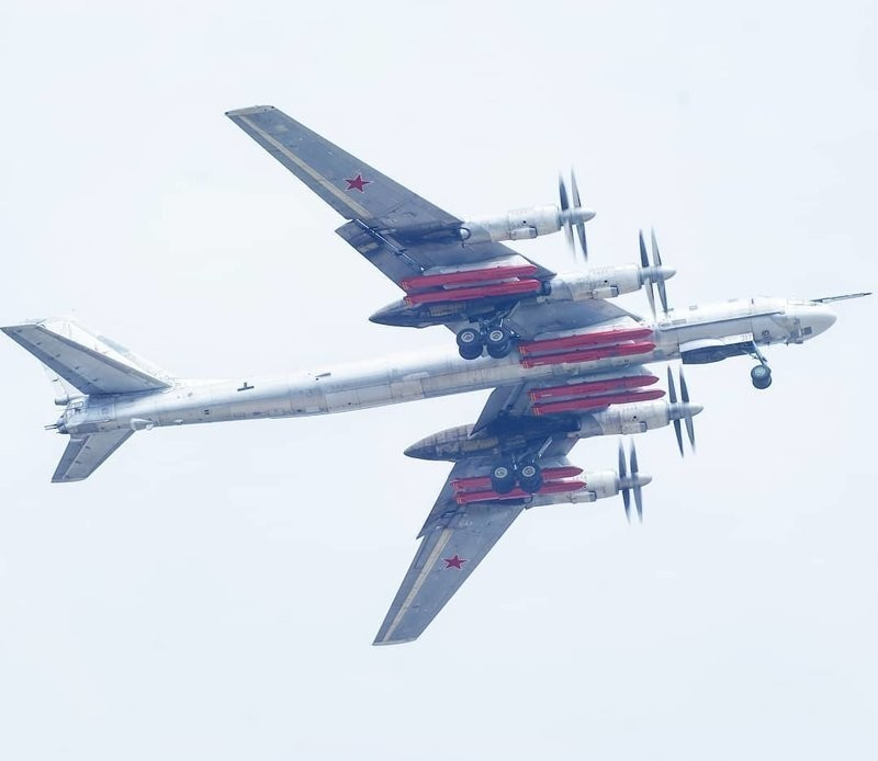 Tu-95 và sự trở lại của 'bóng ma' Chiến tranh Lạnh - ảnh 5