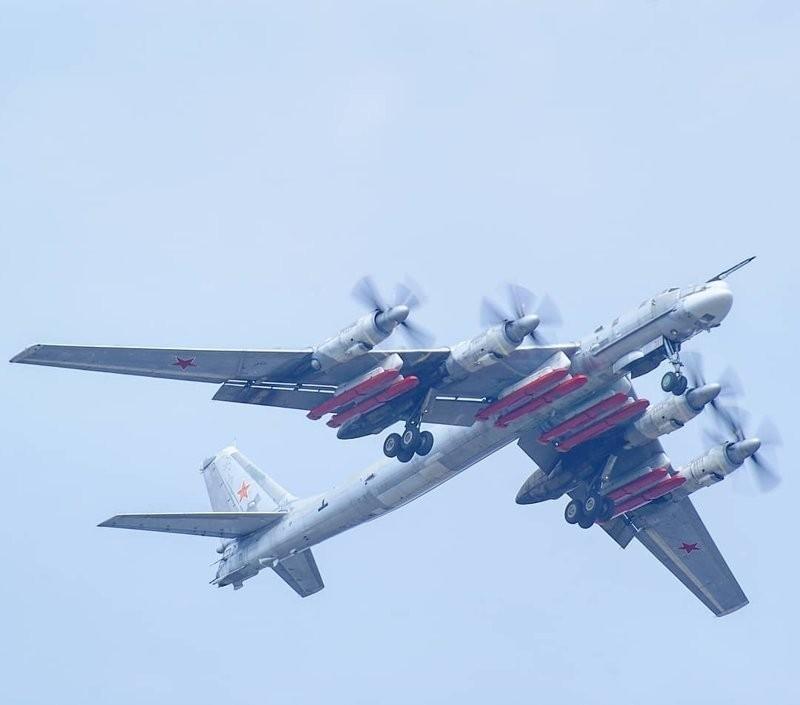 Tu-95 và sự trở lại của 'bóng ma' Chiến tranh Lạnh - ảnh 6