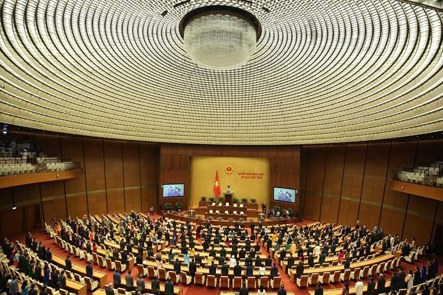 Hình ảnh lễ bế mạc Kỳ họp thứ 8, Quốc hội khóa XIV - ảnh 2