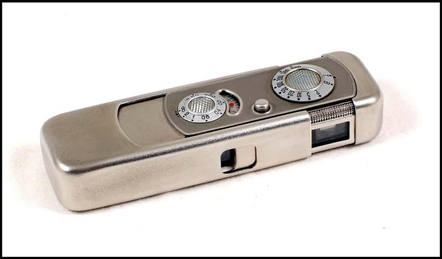 Dàn máy ảnh ngụy trang tinh vi của điệp viên KGB thời Chiến tranh Lạnh - ảnh 13