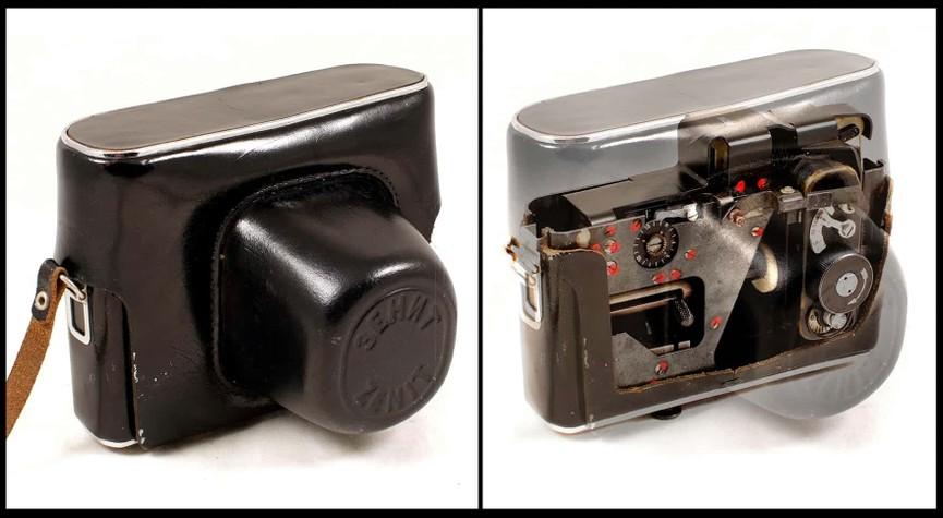 Dàn máy ảnh ngụy trang tinh vi của điệp viên KGB thời Chiến tranh Lạnh - ảnh 4