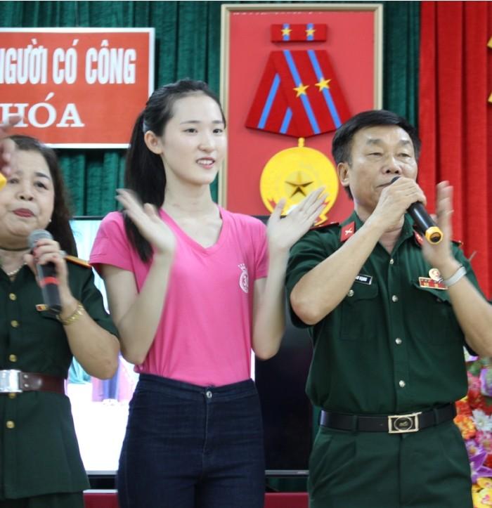 Thí sinh HHVN tri ân thương binh, cựu chiến binh Thanh Hóa  - ảnh 11