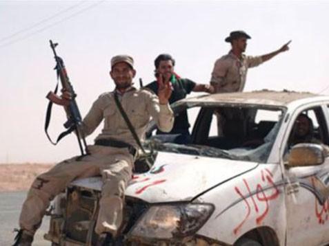 Ngân hàng trung ương Lybia bị cướp 54 triệu USD
