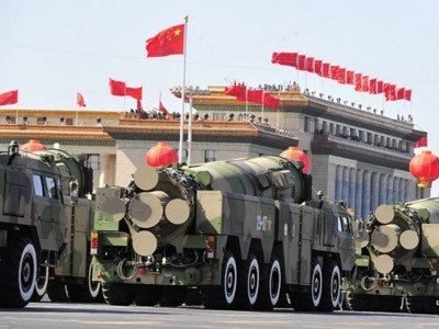 Bí mật kho vũ khí hạt nhân Trung Quốc