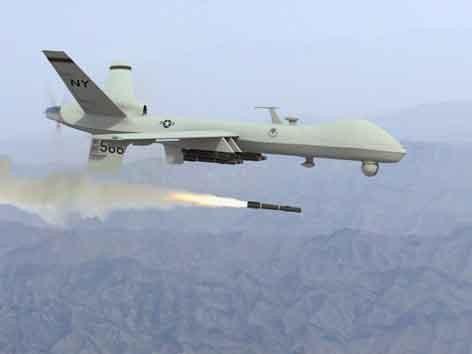 400 dân thường Pakistan chết vì UAV tấn công