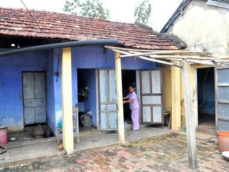 Quảng Nam: Thăm hầm trú bão của phụ nữ 'làng Chanchu'