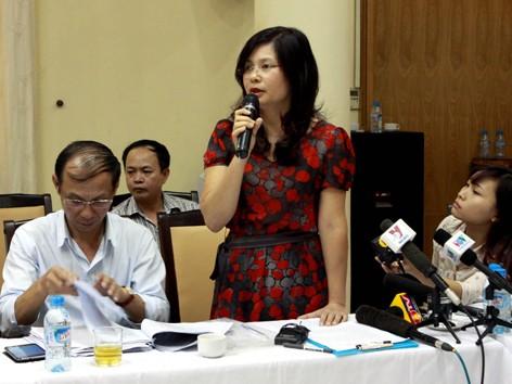 Tiêu cực tại BV Mắt Hà Nội: trả lời không thuyết phục