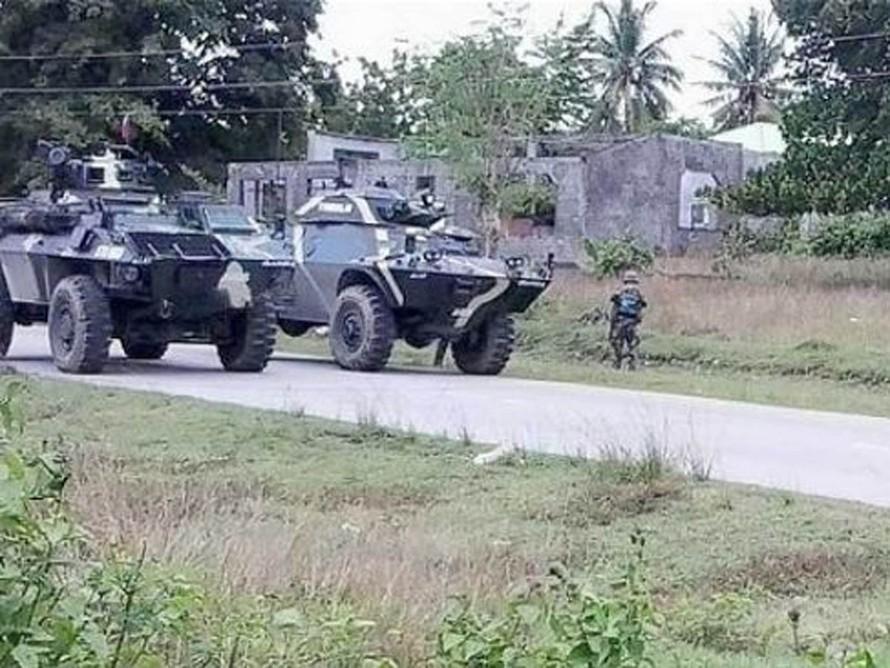 Đụng độ ở Philippines, 8 binh lính thiệt mạng