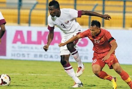 Tuyển Việt Nam đọ sức với CLB 7 lần vô địch Qatar