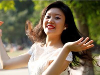 Diễn viên tương lai dự thi Người đẹp xứ Trà
