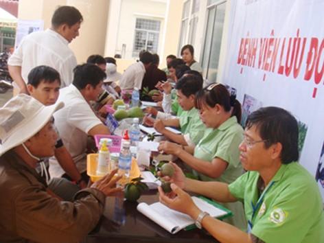 Bệnh viện cây trồng miễn phí