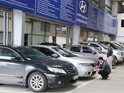 Nhu cầu mua ôtô second-hand tăng mạnh