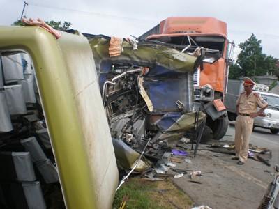 70% số vụ tai nạn giao thông xảy ra ở ngoại thành